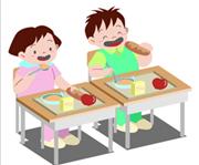 子供の早食い、遅食い